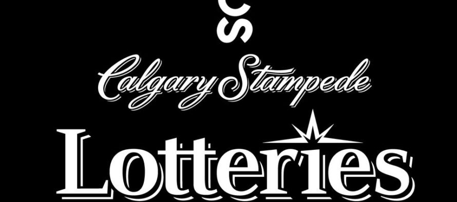 Calgary Stampede Lottery winning results