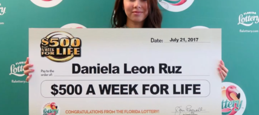 Florida teen will receive annual payments of $26,000 for 20 years