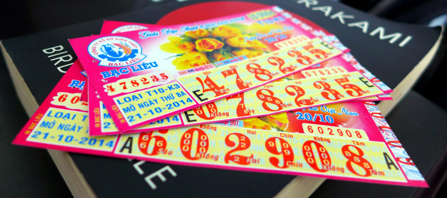 Vietnamese Lottery Player Hits $5.8 Million Jackpot