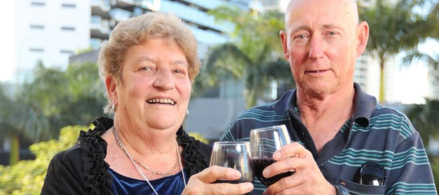 Retired NSW couple wins million dollar jackpot