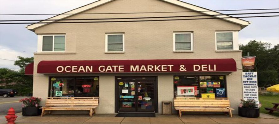 Ocean Gate Market sold the winning jackpot ticket for June 29 drawing