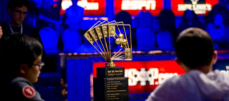 $50,000 Poker Players Championship underway in Las Vegas