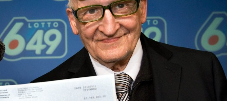 90-year-old lottery winner sexually assaulted a woman in past decades