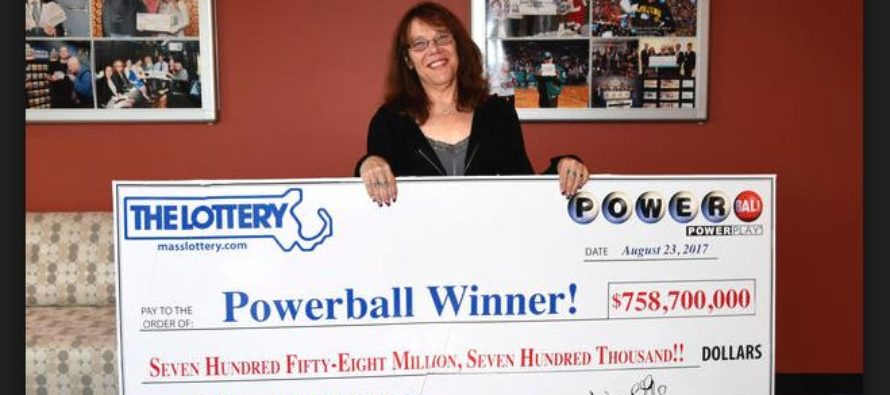 """My pipe dream finally came true"": Second-largest Powerball jackpot winner"