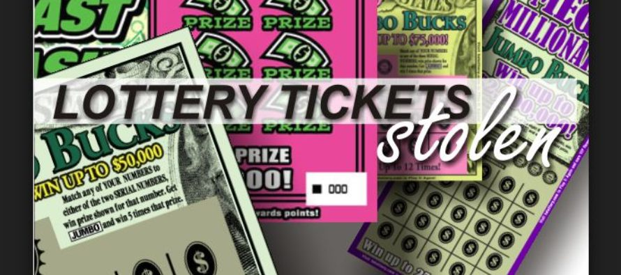 Arkansas man charged for Lottery theft