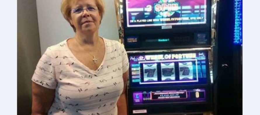 $5 Bet Brings $1.6 Million Jackpot for California Woman
