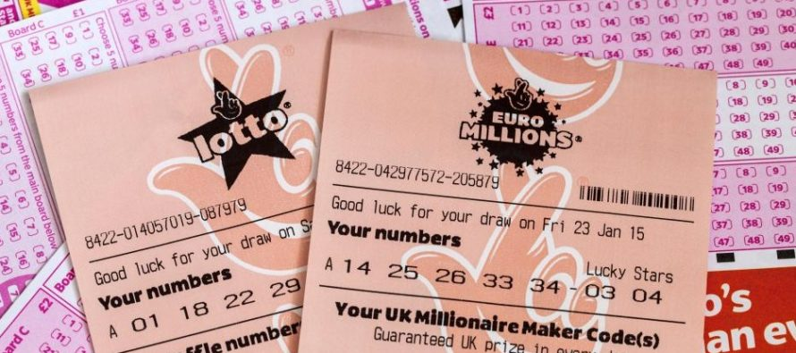EuroMillions: Winning Numbers for Tuesday's £32 Million Jackpot