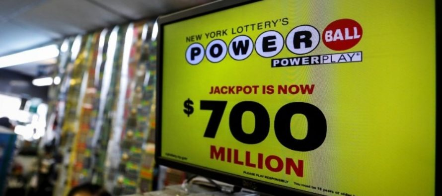 The second-largest jackpot is heating up