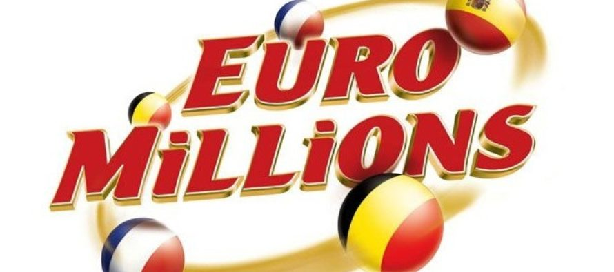 Tuesday's EuroMillions Winning Numbers