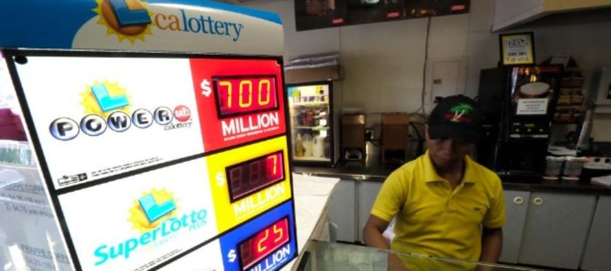 Wednesday's $759 Million Jackpot Has a Winner