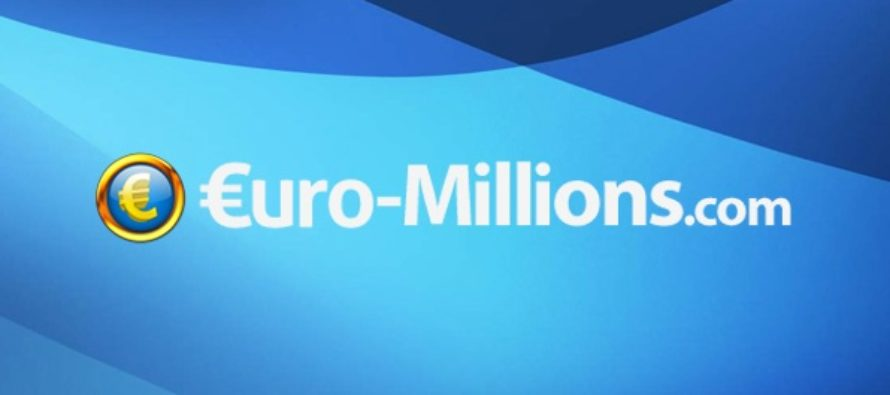 Winning numbers for National Lottery EuroMillions