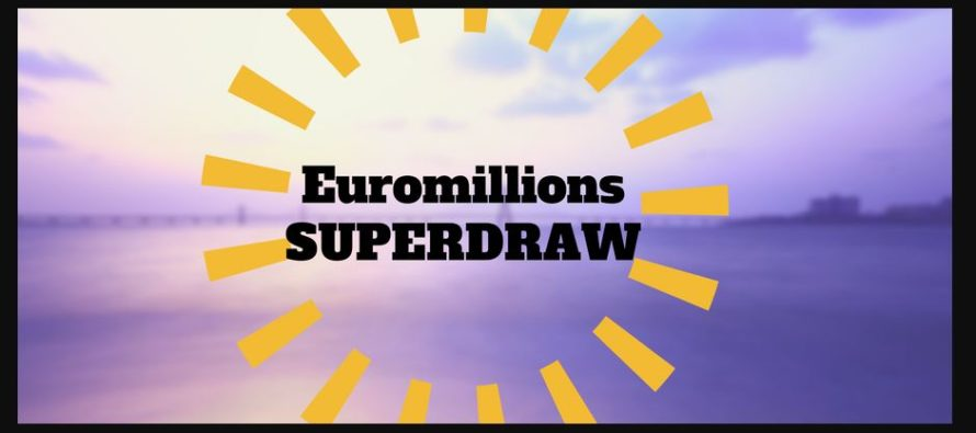 EuroMillions Nine Digits Superdraws are here!