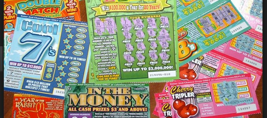 Kim Kortlander wins $3 million of scratch-off ticket