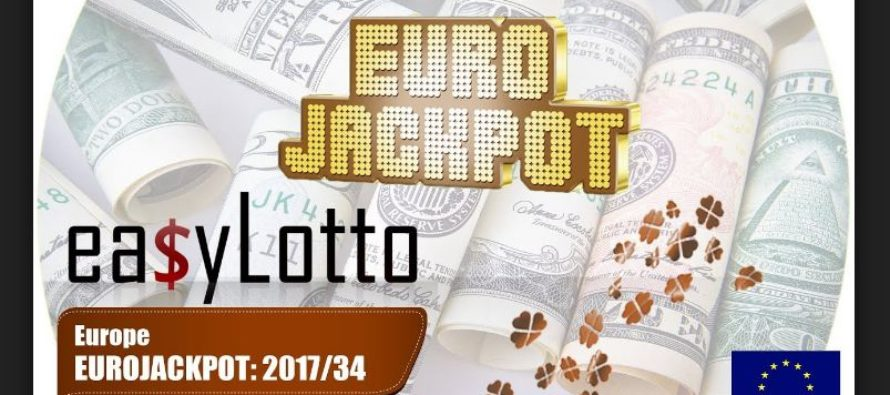 September 15th EuroJackpot Results Prize Breakdown