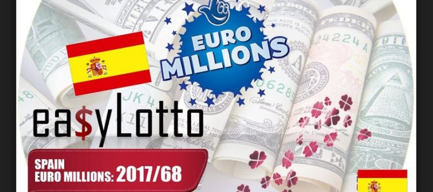 Spain – EuroMillions Lottery