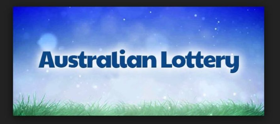 Check your Australian Lottery tickets