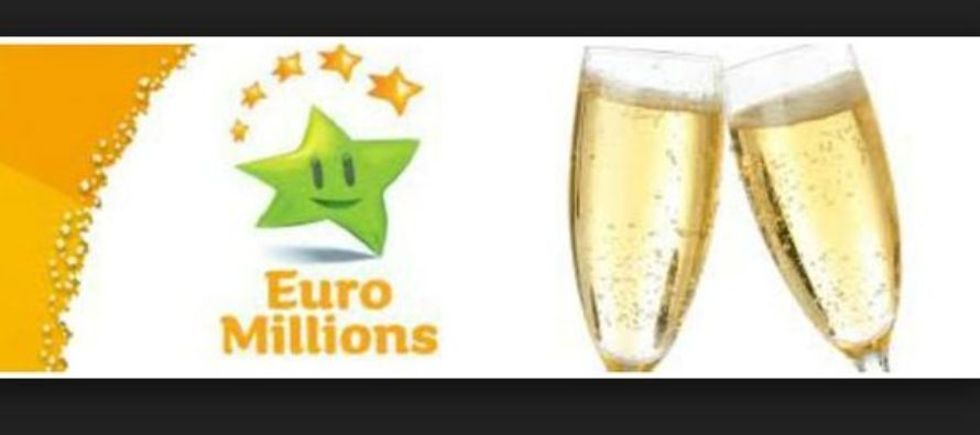 One among the 180 residents wins €500,000 lottery