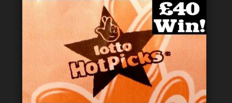 No One Scooped the Top Prize; Lotto Jackpot Grows