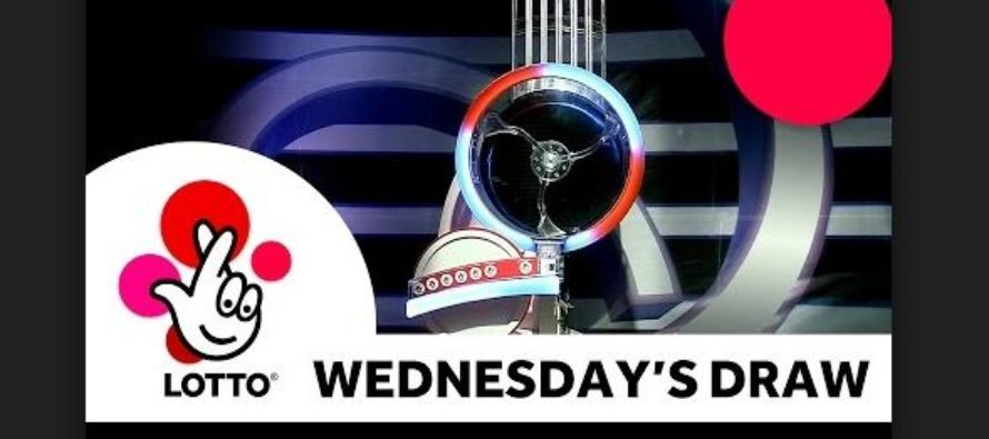 Wednesday's National Lottery Results