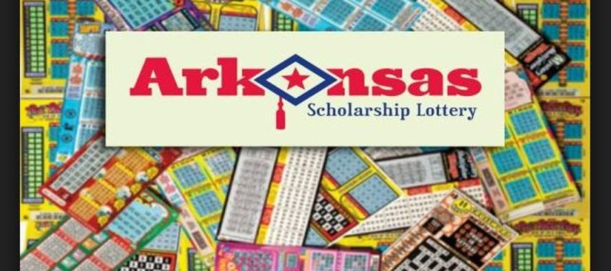 Two Arkansans jointly claimed $1 million lottery jackpot