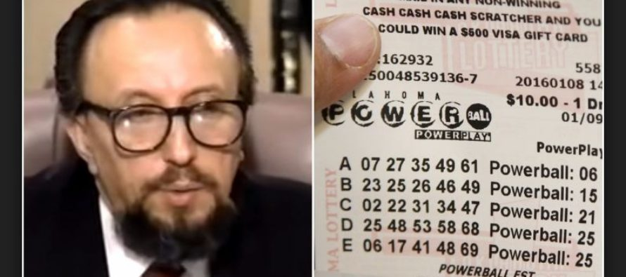 Why 14 times lottery winner Stefan's strategy won't work today?