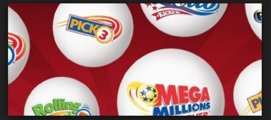 Monday's MegaMillions Jackpot Numbers Declared