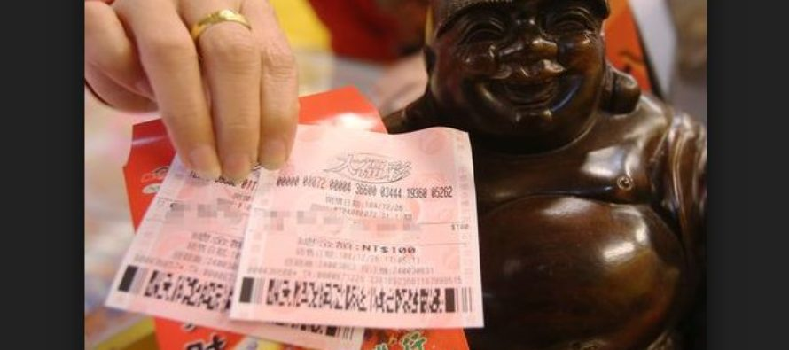 Winning Numbers for Monday's Taiwan Lottery