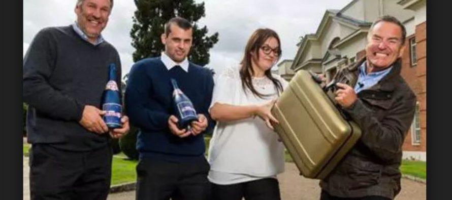 Woman bags £1m for predicting Arsenal's win
