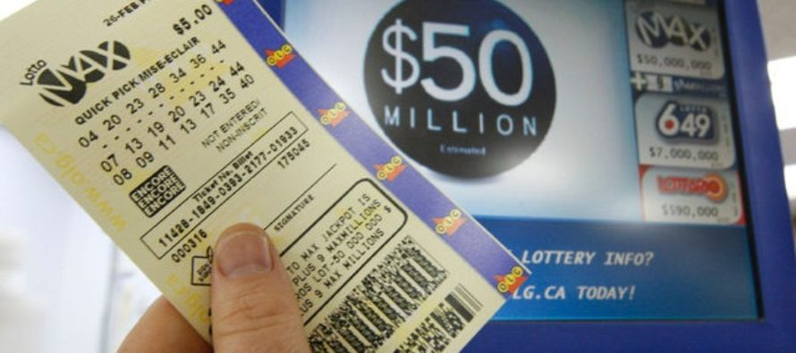 Results for Saturday Night's $13M Lotto 649 Jackpot