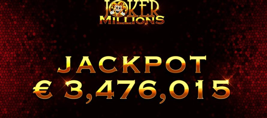A lucky Yggdrasil Player is €3.48 Million Richer