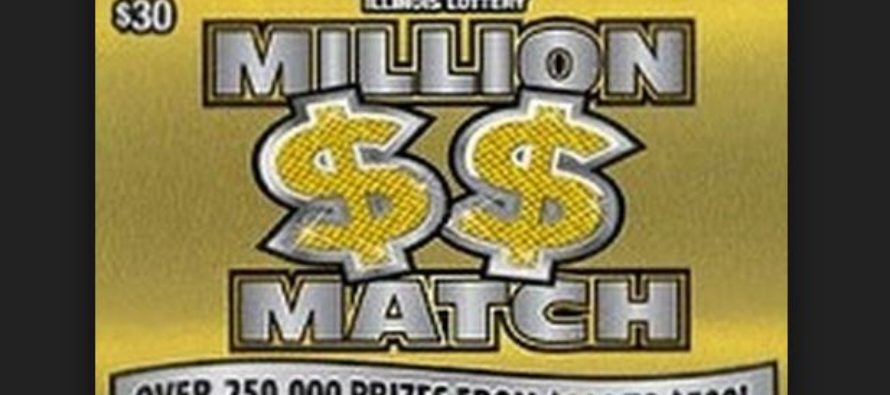 Brennan Peckhart Wins $100,000 believes it's his wife's luck