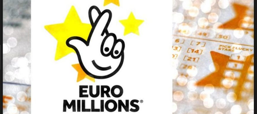Friday's EuroMillions results are out