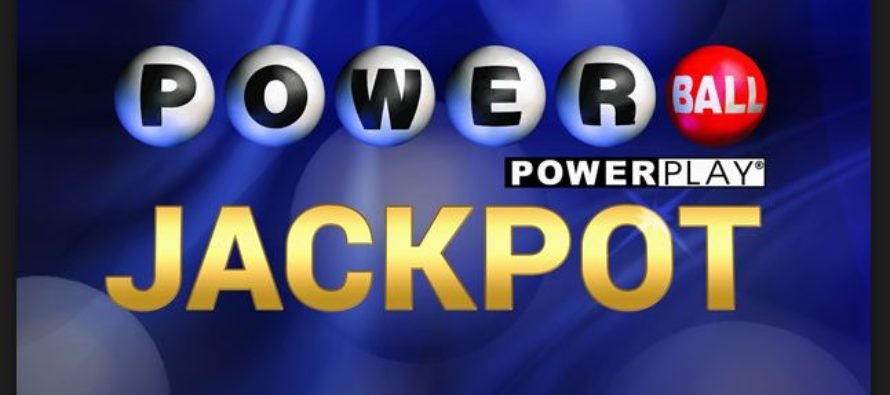 Powerball Jackpot sits at $128 Million