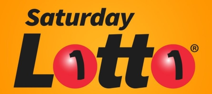 October 14th Australia Saturday Lotto Results