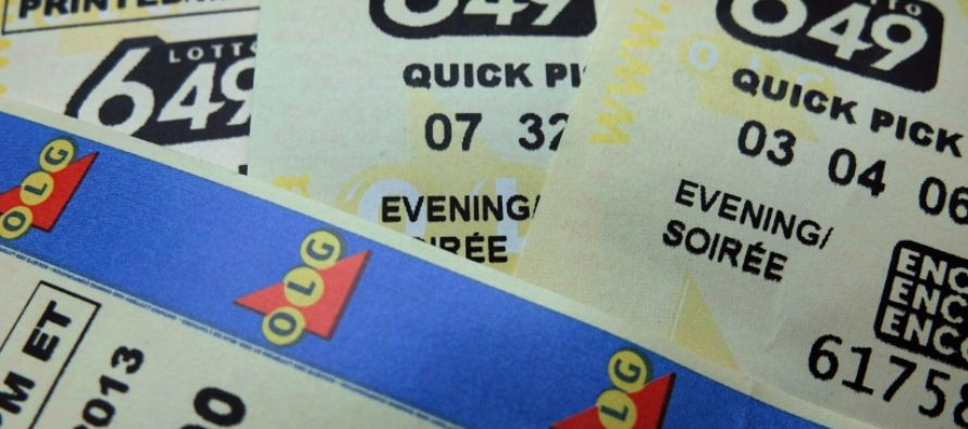 The $30 million Lotto 649 Jackpot went without title winner