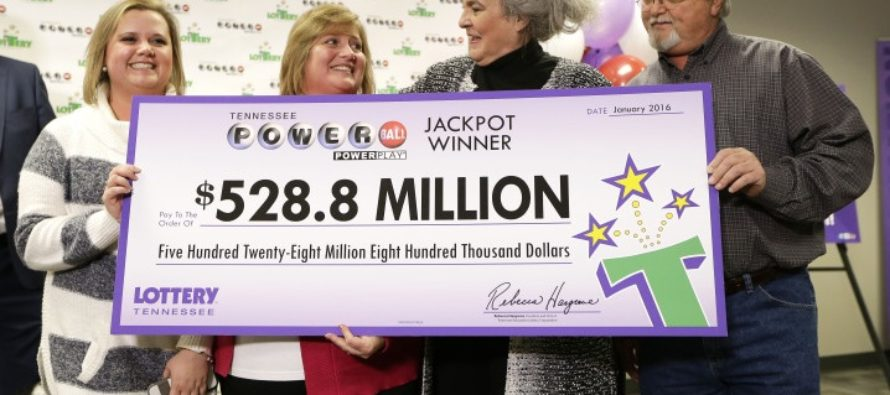 $1 Million Powerball Jackpot-Winning Ticket Unclaimed