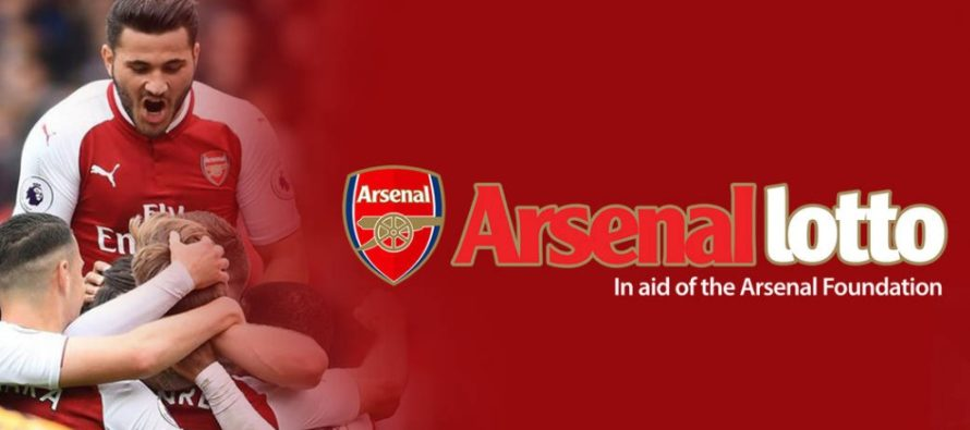 Today's Arsenal Lotto 6/49 Jackpot Estimated at £11.4 Million