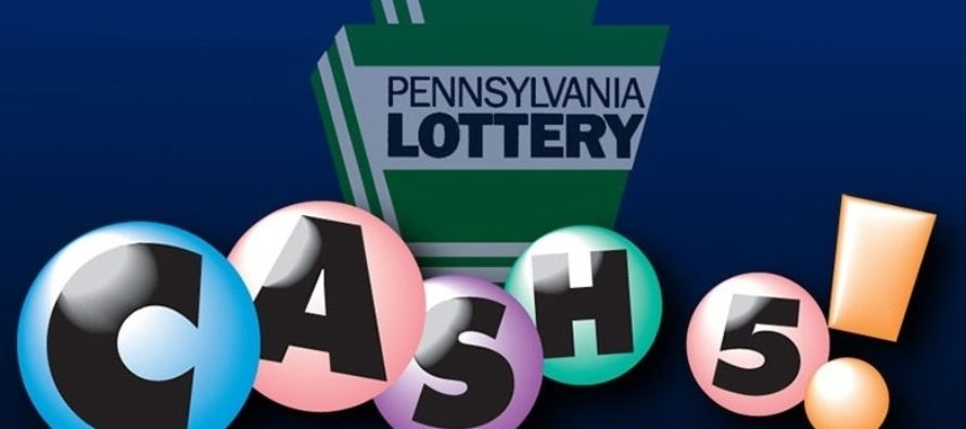 Chester County Punter Wins Cash 5 Jackpot of $325,000