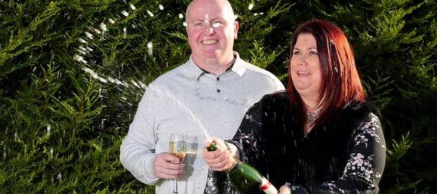 Couple Wins 50 Times Bigger Jackpot after 2 Years