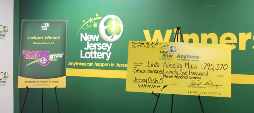 Hudson County Convenience Store Sells $765K Jersey Cash 5 Ticket