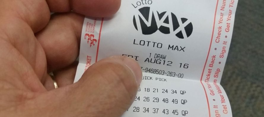 Lotto Quick Pick Ticket Holder Claims €7.5 Million Prize