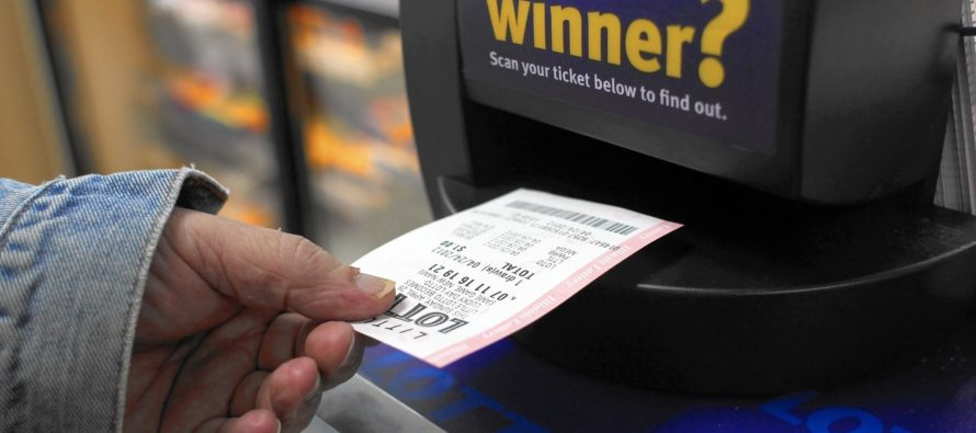 Lotto Ticket Bought in Herrin Pays $650K