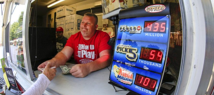 Mega Millions Sits at $106 Million, Powerball at $134 Million