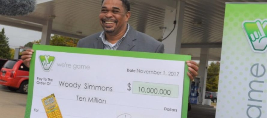 Postal Worker from Maryland Wins $10 Million Jackpot