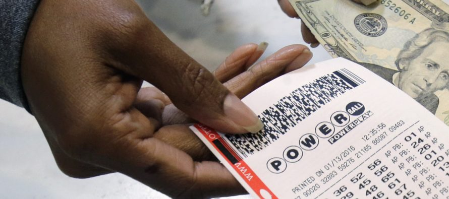 Powerball Jackpot Sits at $103 Million