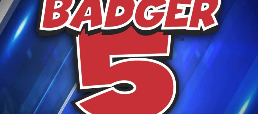 Two Lucky Punters Split a $129,000 Badger 5 Jackpot