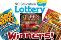 Wesley Blanchette of Charlotte Hits $1 Million Jackpot
