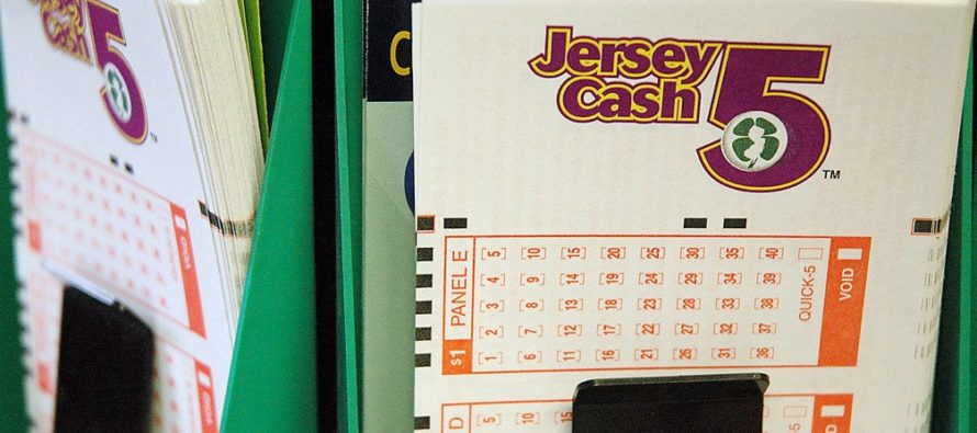 5 Winners of Jersey Cash 5 Jackpot to split $1.3m