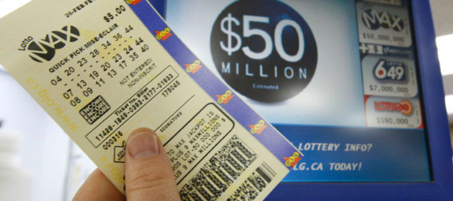 Canada's Top Five Lotteries publish results