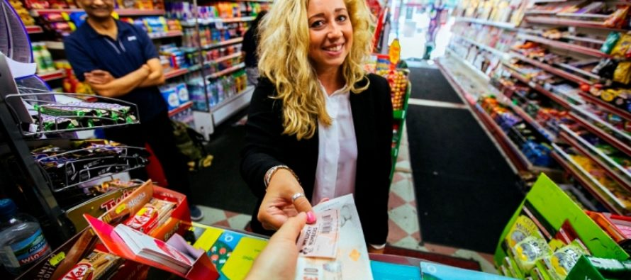 Eleven lottery jackpots that are knocking on your door